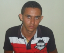 Francisco das Chagas Alves, 21 anos