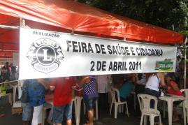 FEIRA DE SAÚDE E CIDADANIA