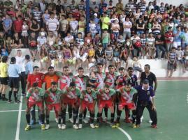 FINAL CAMPEONATO PARAIBANO DE FUTSAL